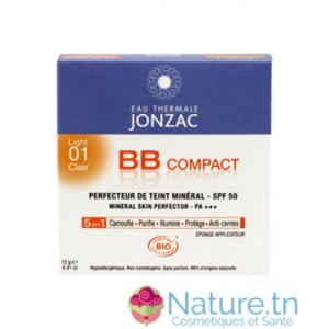Jonzac BB compact N°01 clair – Eau Thermale Jonzac