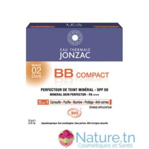 Jonzac BB compact N°02 doré – Eau Thermale Jonzac