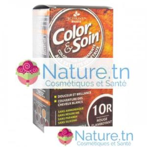 3 CHÊNES COLOR & SOIN COLORATION – 10R Rouge Flamboyant