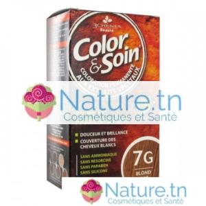 3 CHÊNES COLOR & SOIN COLORATION – 7G BLOND DORÉ