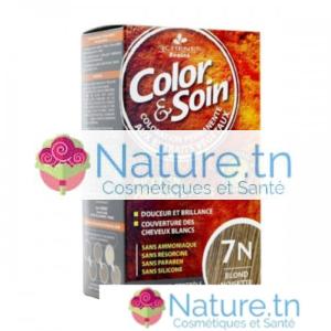 3 CHÊNES COLOR & SOIN COLORATION – 7N BLOND NOISETTE