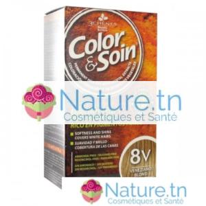 3 CHÊNES COLOR & SOIN COLORATION – 8V BLOND VENEZIANO