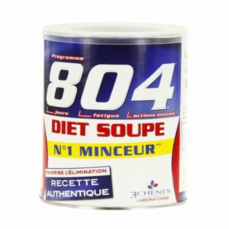 804 SOUPE MINCEUR DE 3 CHÊNES 3