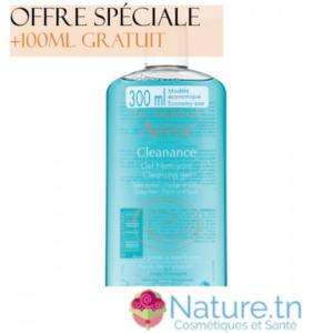 AVENE CLEANANCE GEL NETTOYANT 300ML