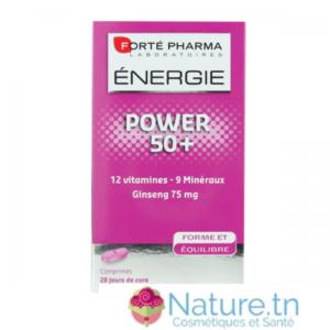 Forté Pharma Énergie Power 50+ Multi-vitaminés 28 Cps