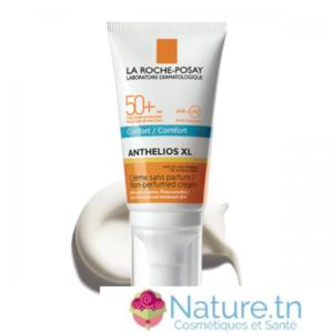 LA ROCHE-POSAY ANTHELIOS XL CREME SOLAIRE CONFORT SPF50+ 50ML