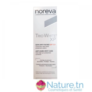 NOREVA TRIO WHITE XP SPF50+