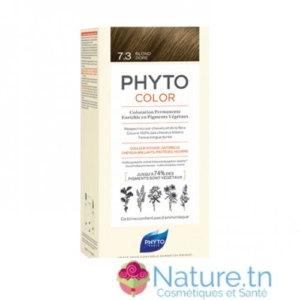 PHYTOCOLOR – COULEUR SOIN 7.3 BLOND DORE