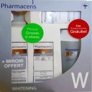PHARMACERIS COFFRET WHITENING JOUR + NUIT