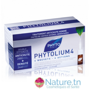Phyto PhytoLium 4 Concentré antichute -12 Ampoules