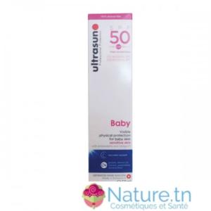 ULTRASUN BABY MINERAL SPF50+
