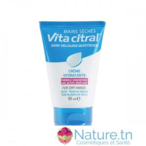VITA CITRAL Crème Mains Hydratante 100ML