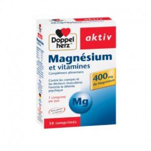 Aktiv magnésium et vitamines