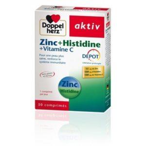 Aktiv zinc + histidine + vitamine C