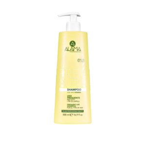 Alama shampoing usage  frequent