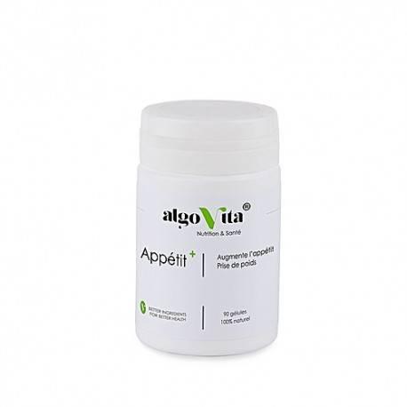 AlgoVita Appétit+ 60 capsules 3