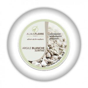 Almaflore argile blanche