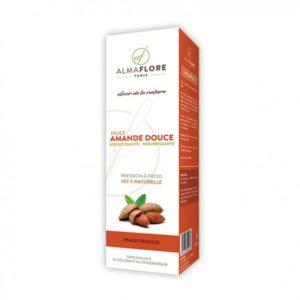 ALMAFLORE HUILE D'AMANDE DOUCE – 50 ml