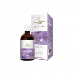Almaflore huile de massage à la  lavande