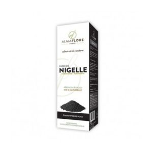 Almaflore huile de nigelle 50 ml