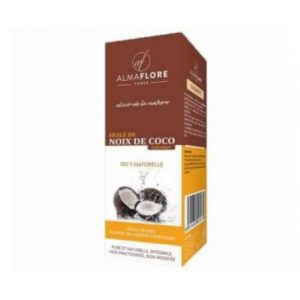 Almaflore huile de noix de coco 10 ml