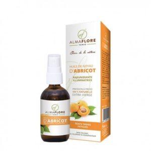 Almaflore huile de noyau d'abricot 50 ml