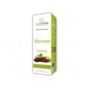 Almaflore huile de pépin de raisin 50 ml