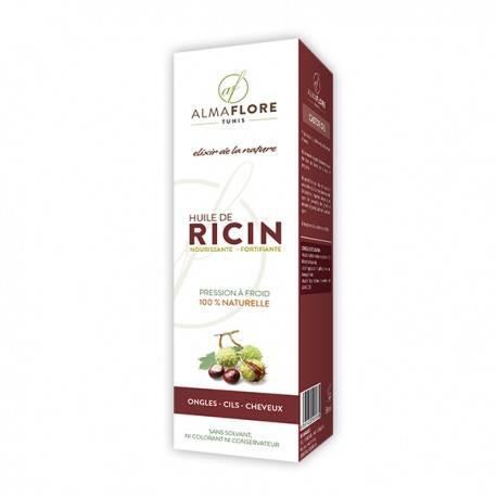ALMAFLORE Huile de Ricin - 10 ml 3
