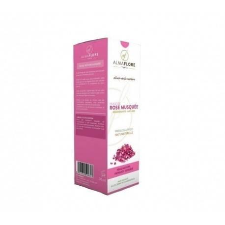 ALMAFLORE Huile de Rose Musquée BIO 10ML 3