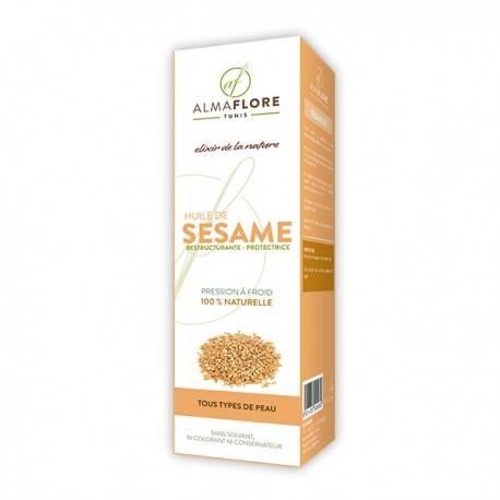 ALMAFLORE HUILE DE SESAME - 50 ml 3