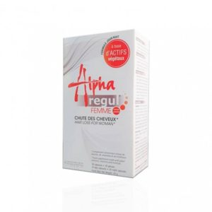 ALPHAREGUL ANTI CHUTE CHEVEUX, 60 CAPSULES