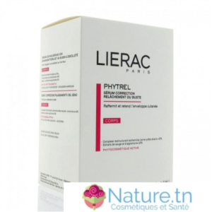 LIERAC PHYTREL SERUM CORRECTION RELACHEMENT DU BUSTE 20 AMPOULES DE 5ML