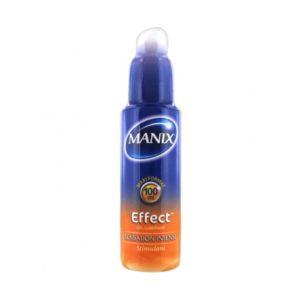 Manix gel lubrifiant effect