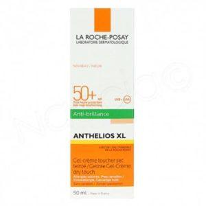 ANTHELIOS XL SPF 50+ GEL-CRÈME TOUCHER SEC TEINTE ANTI-BRILLANCE