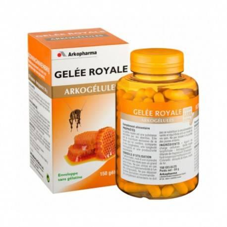 Arkogélules Gelée Royale 45 gelules 3