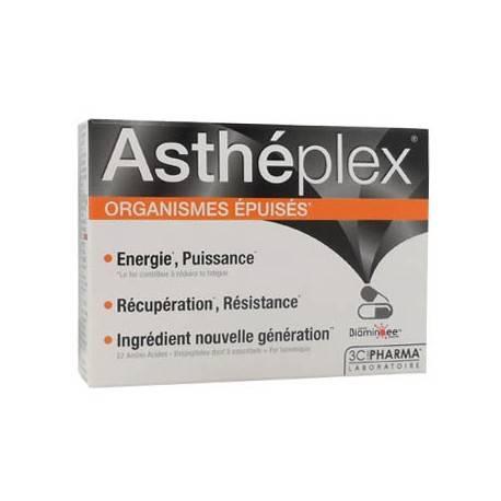 Asthéplex - 3C Pharma 30 Gélules 3