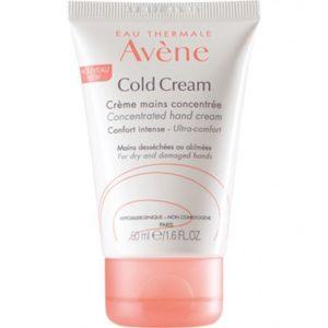 Avène cold cream crème mains