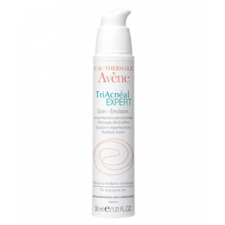 AVENE TRIACNEAL EXPERT SOIN IMPERFECTION PERSISTANTES PEAUX A TENDANCES ACNEIQUE 30 ML 3