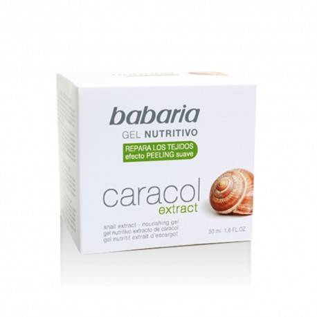 BABARIA GEL CONCENTRE A LA BAVE D'ESCARGOT 50ML 3