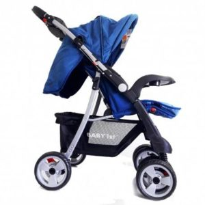 Baby first Poussette Multiway BLUE