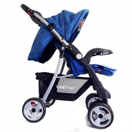 Baby first Poussette Multiway BLUE 3