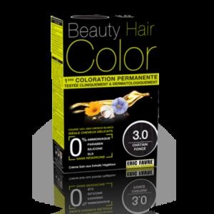 Beauty hair color 3.0 chatin foncé