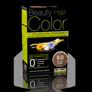 Beauty Hair color 6.0 blond foncé