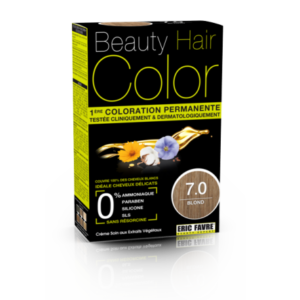 Beauty Hair color 7.0 blond