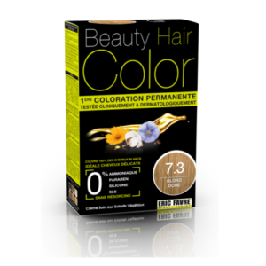 Beauty Hair color 7.3 blond doré