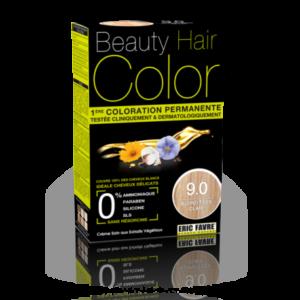 Beauty Hair color 9.0 blond très clair