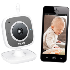 Beurer BaBy moniteur camera HD wifi