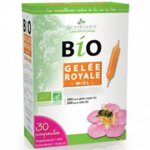 BIO GELEE ROYALE – 30 AMPOULES