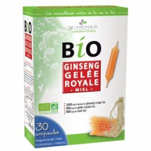BIO GINSENG GELEE ROYALE – 30 AMPOULES
