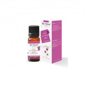 Bio orient huile végétale de chardon Marie 10ml
